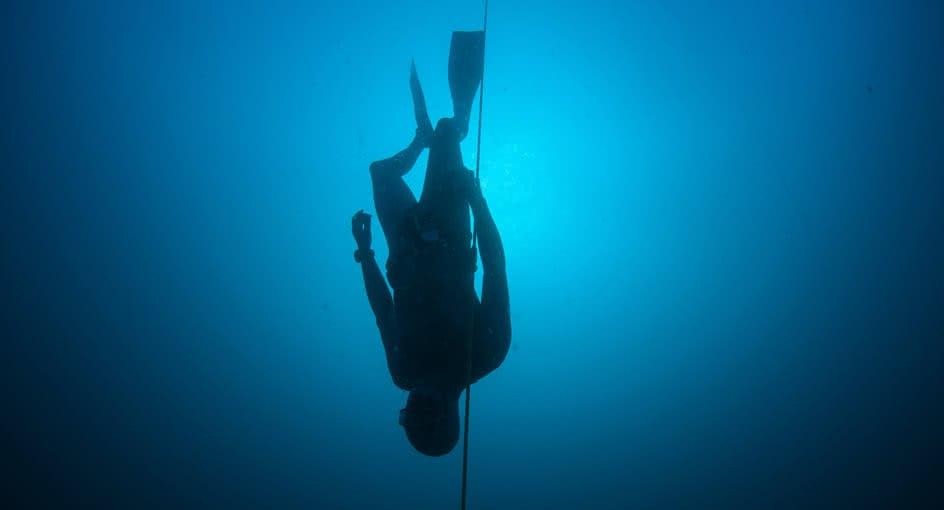 Anantara Dhigu Family Resort Free Diving Experience
