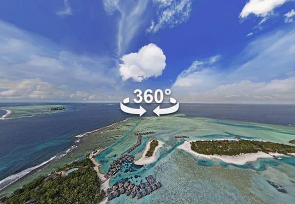 Anantara Dhigu Maldives Resort 360 Virtual Tour