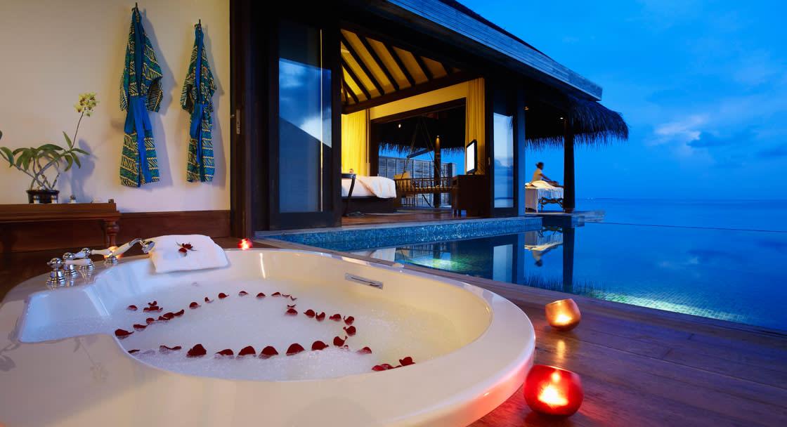 Maldives Spa Resorts   Anantara Kihavah at Spa Treatments