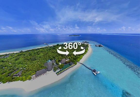 Anantara Kihavah Maldives Resort 360 Virtual Tour