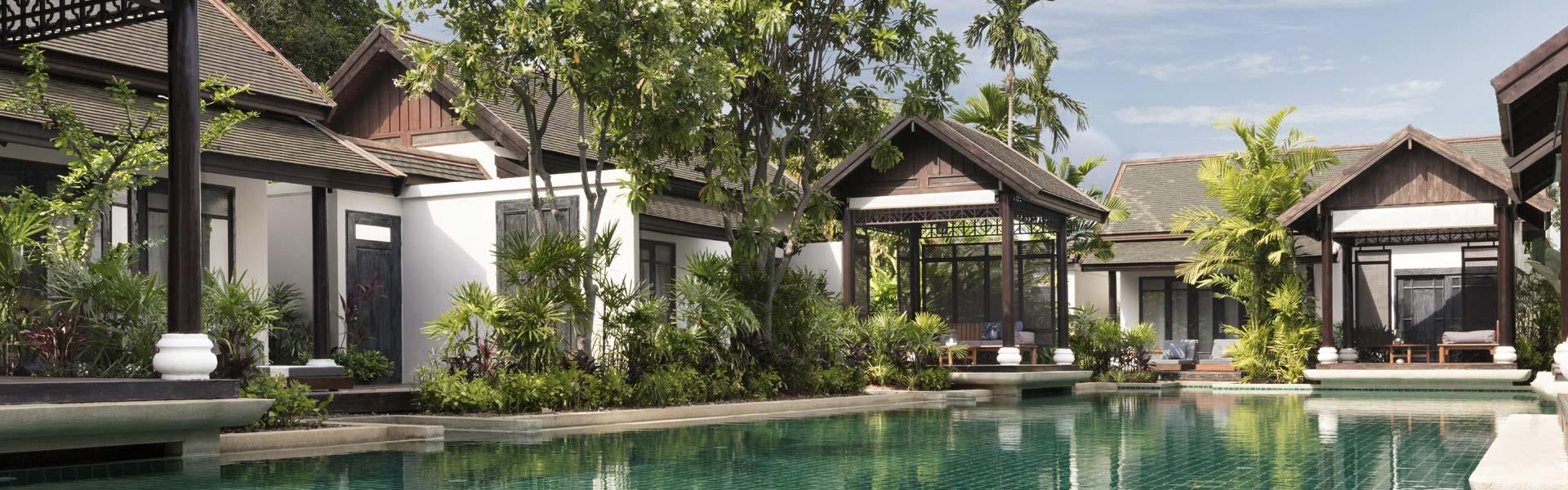 Samui Luxury Spa Resort | Yoga and Wellness | Anantara Lawana