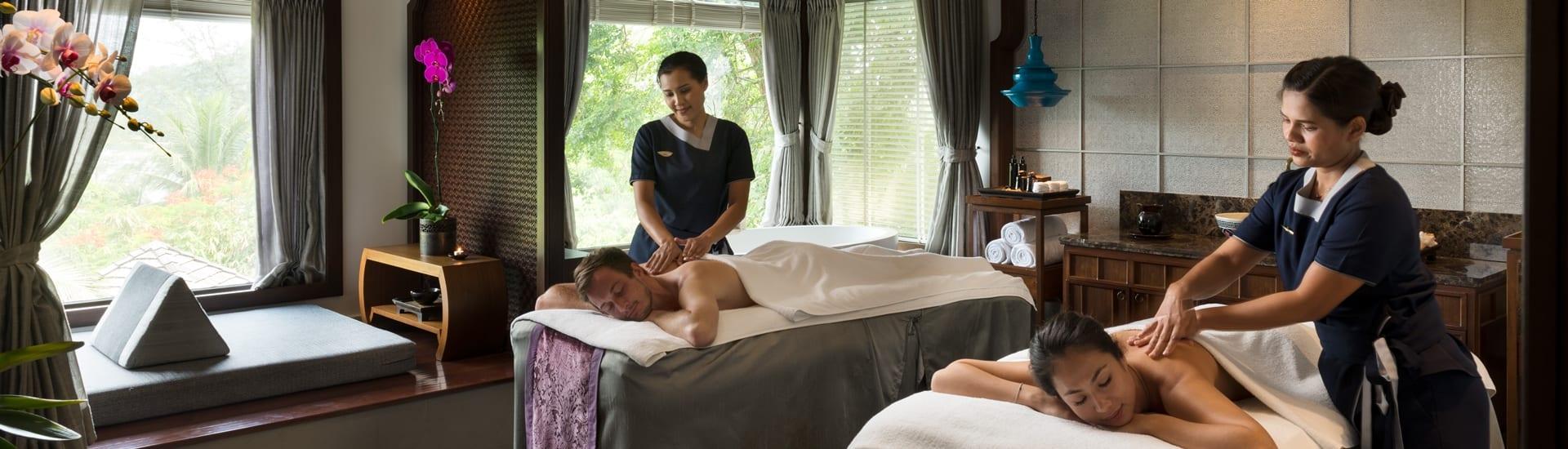 Luxury Spa Phuket | Anantara Layan Phuket | Spa Packages