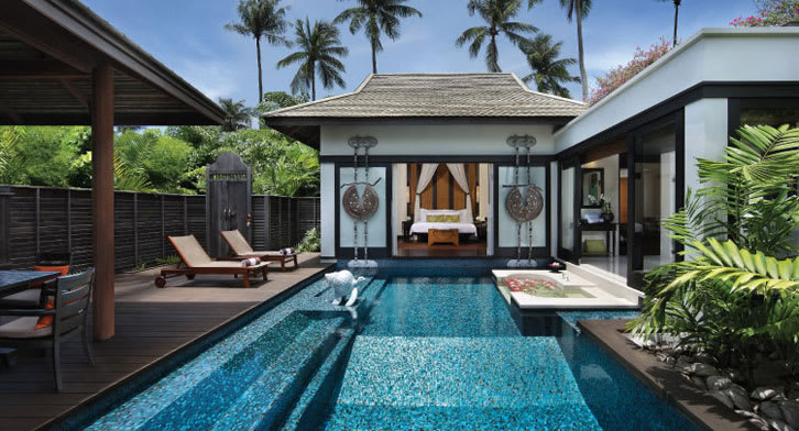 Top 10 Resorts in Asia