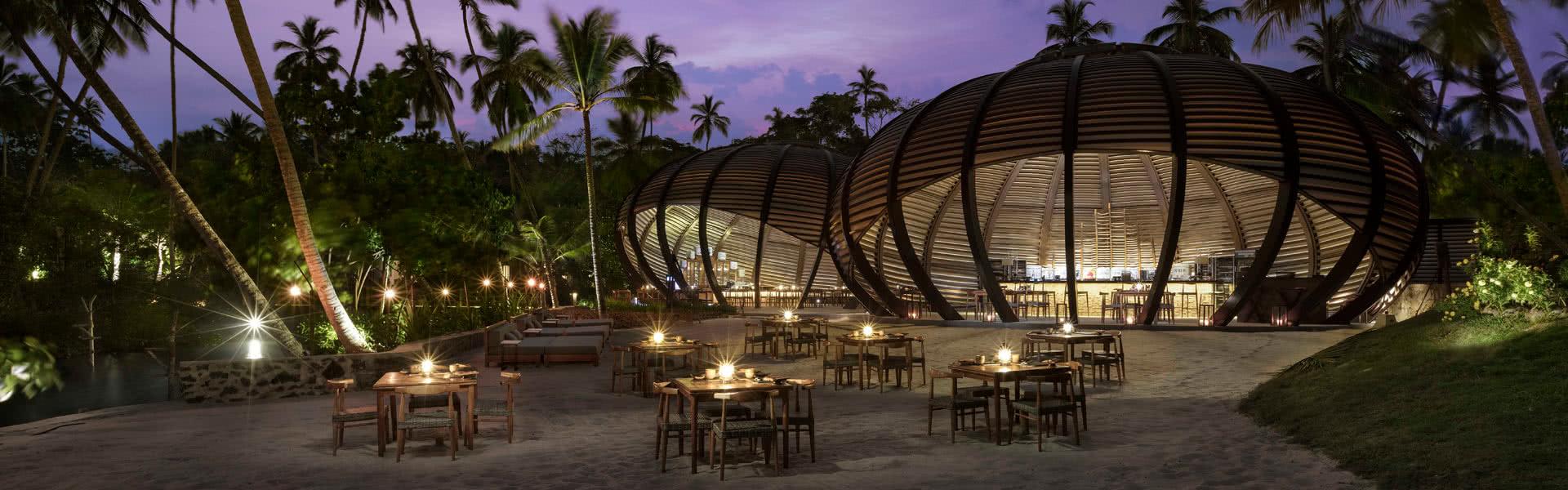 Tangalle Restaurants | Dining at Anantara Peace Haven
