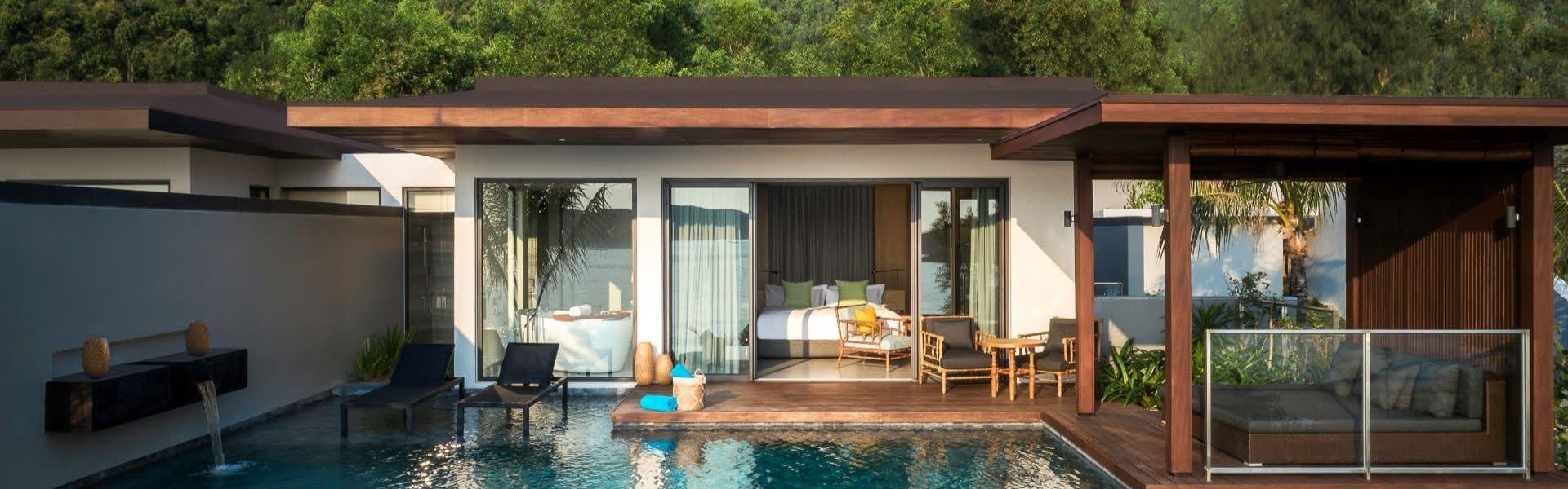 Вьетнам виллы с бассейном недвижимость лас вегаса