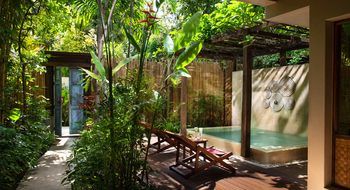 Resort Koh Phangan | Anantara Rasananda | Garden Pool Suite