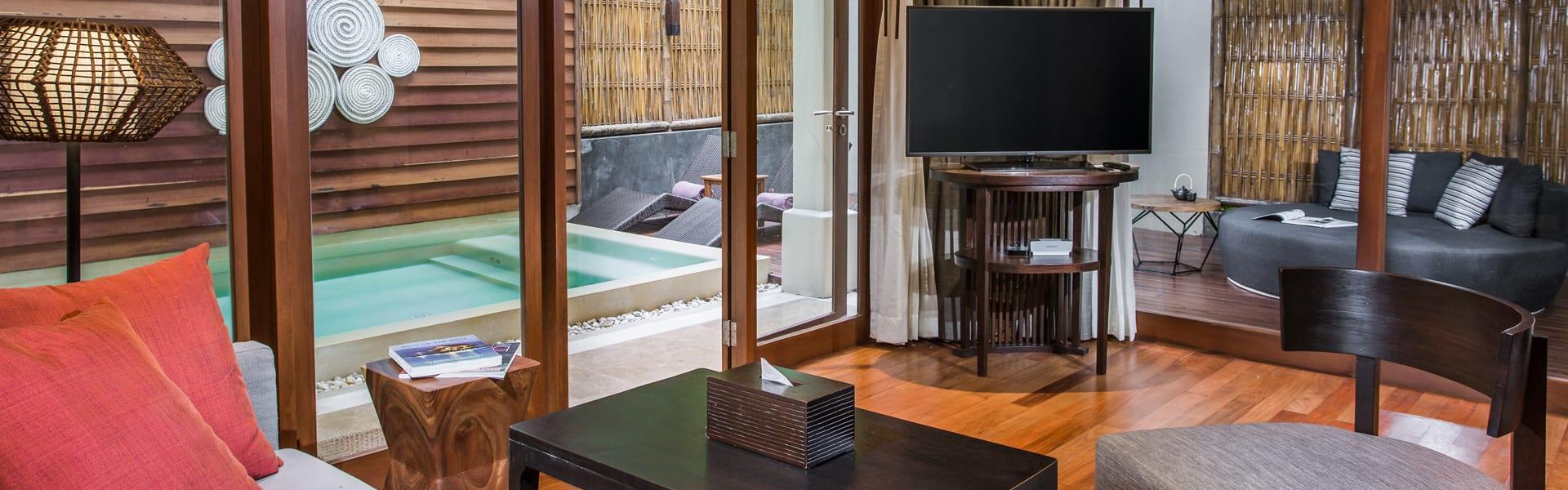 Resort In Phangan Pool Villa Mit Zwei Schlafzimmern Anantara Koh Phangan