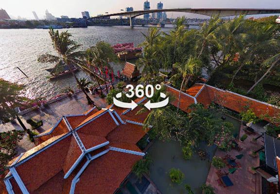 Anantara Riverside Bangkok Virtual Tour