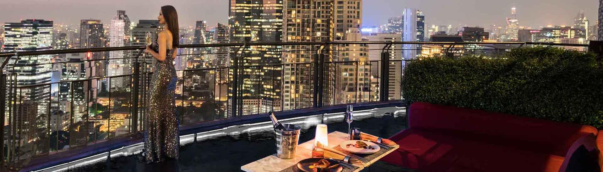 Hotel W Bangkok Booking