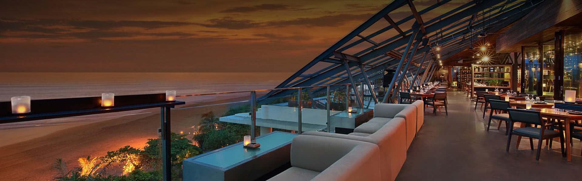 Seminyak Bali Restaurants Anantara Seminyak Moonlight