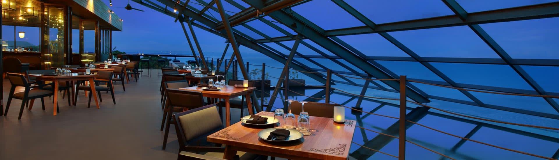 Seminyak Bali Restaurants   Anantara Seminyak Moonlight Kitchen