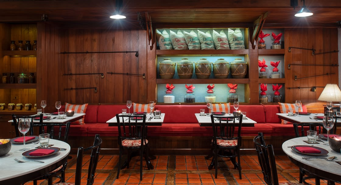 Bangkok Thai Dining | Spice Market | Anantara Siam Bangkok Hotel