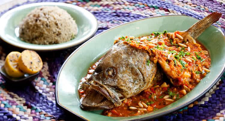 Best Abu Dhabi Restaurant   Dining at Anantara Al Yamm Villa