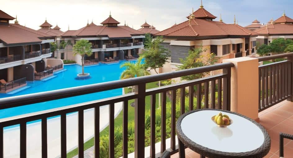 Hotel Apartments Dubai | Luxury Apartments at Anantara Dubai