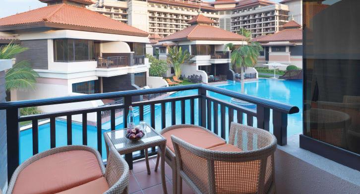 Palm Jumeirah Hotels   Luxury Accommodation   Anantara Dubai