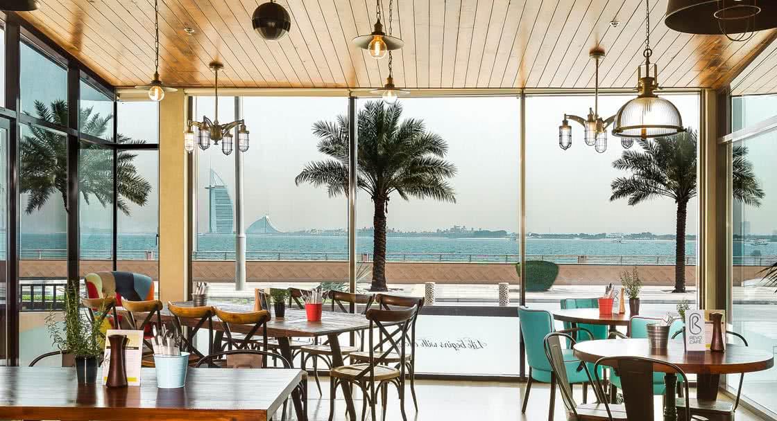 Coffee House Dubai | Revo Café at Anantara The Palm Dubai