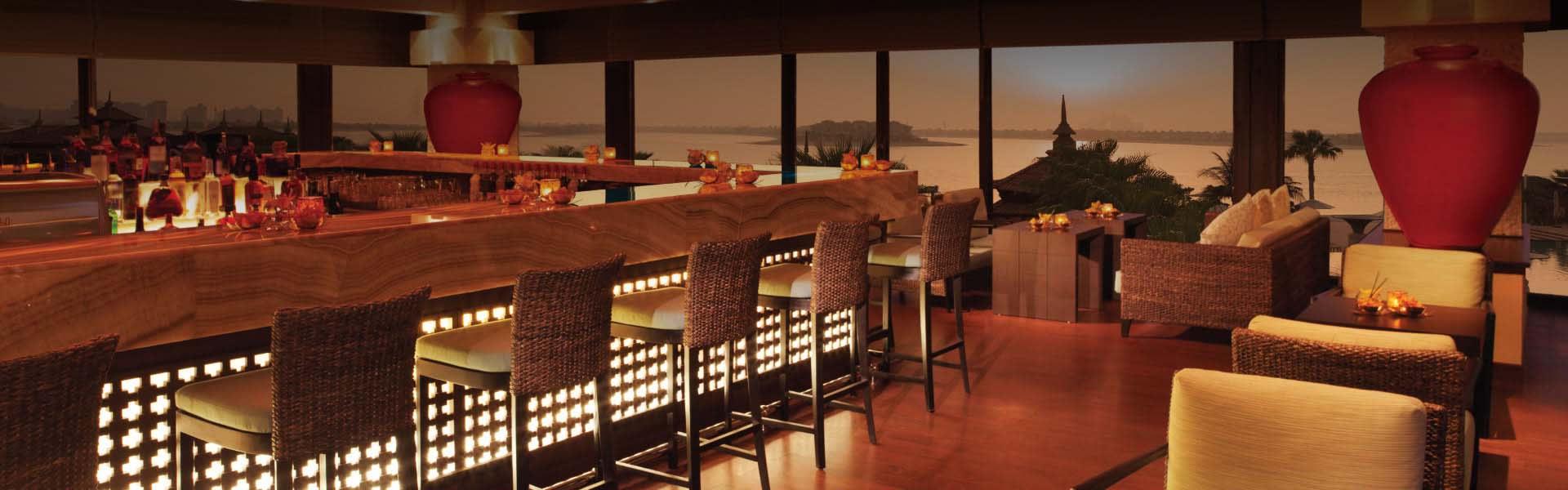 Palm Jumeirah Beach Hotels | The Lotus Lounge at Anantara
