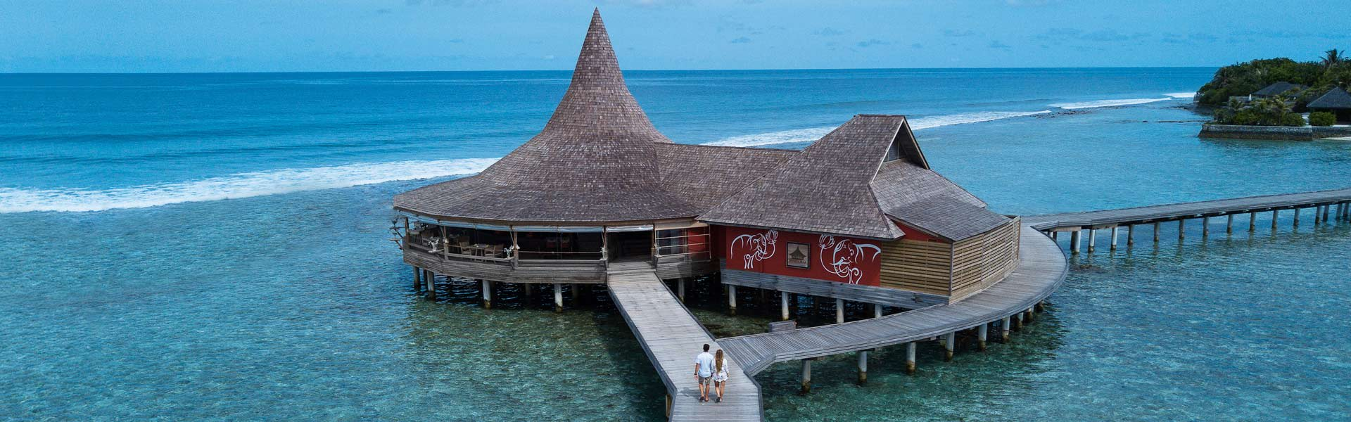 Anantara Veli Resort Baan Hurra Restaurant
