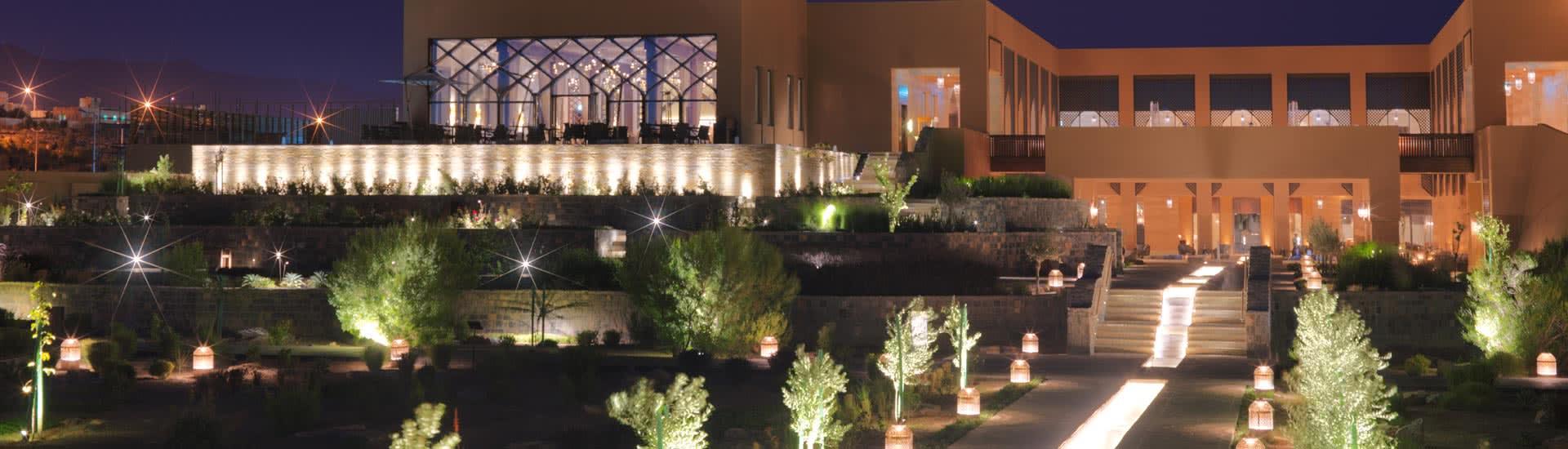 Exterior View of Al Maisan Oman Restaurant