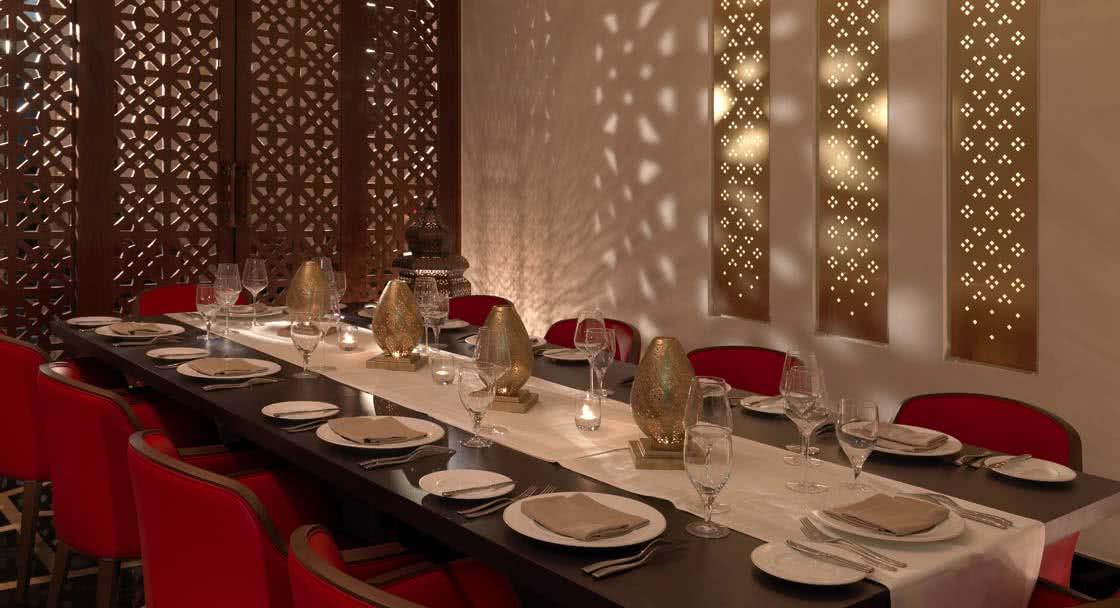 Private Room Dining in Nizwa Oman