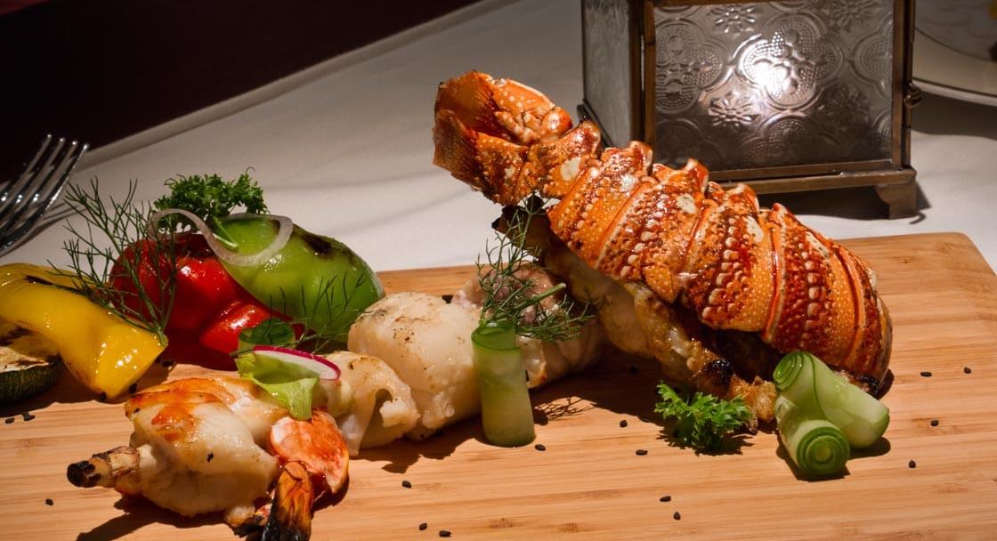 Delicious Cuisine Dining in Oman