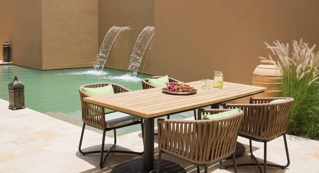 Luxury Villas with Private Pool at Anantara Jabal Oman