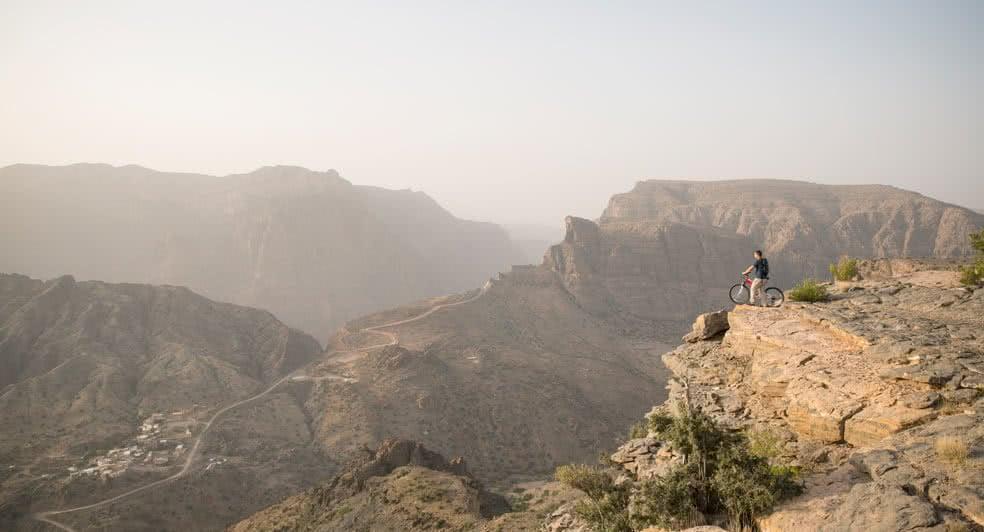 Mountain Biking Experience in Nizwa Oman