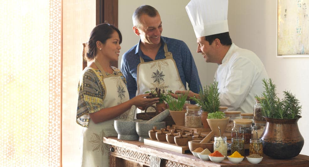 Spice Spoons Restaurant Cooking Class in Oman