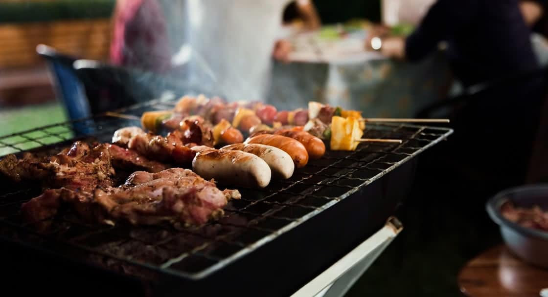 Delicious Grilled Meats at Banana Island Resort Doha