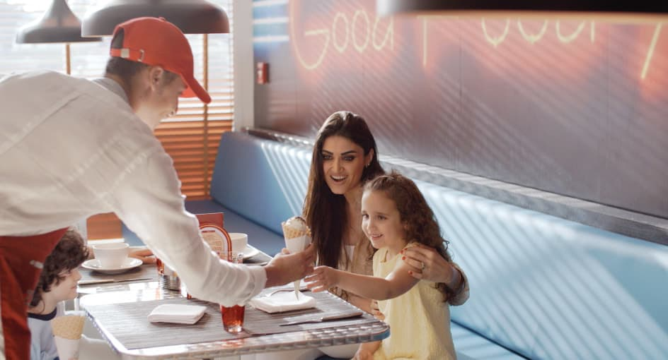 Family Dining Experience at Ted's Restaurant