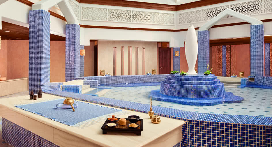 Turkish Hammam Experience in Doha