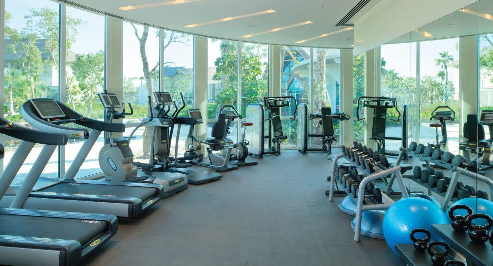 Modern Fitness Centre in Doha