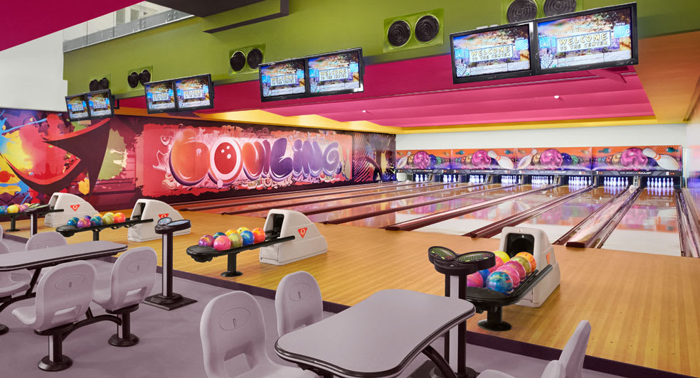 Bowling Experience in Doha