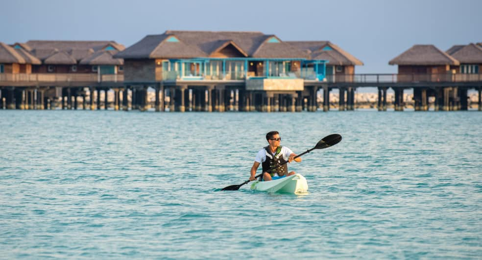 Kayaking Experience in Doha