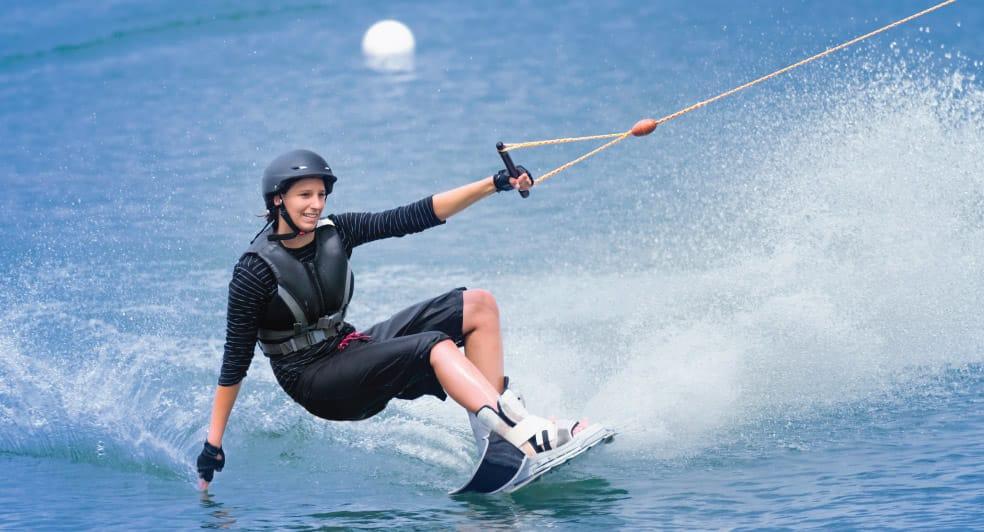 Wakeboarding Experience in Doha Ocean