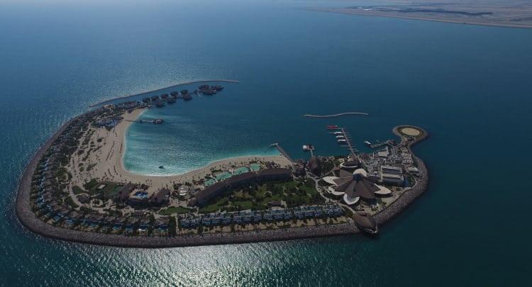 5 Star Hotels in Doha | Banana Island Doha | Anantara Qatar