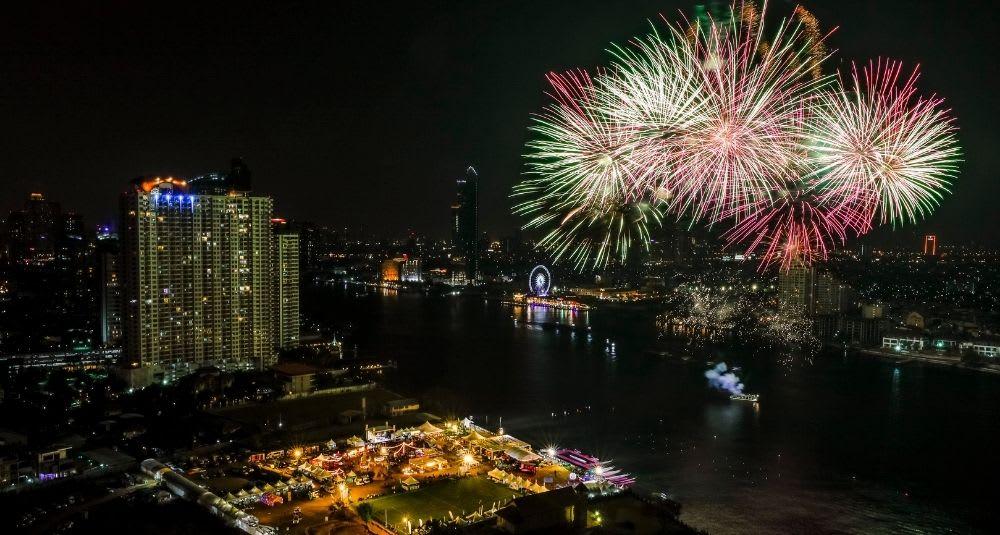 Bangkok River Festival 2021