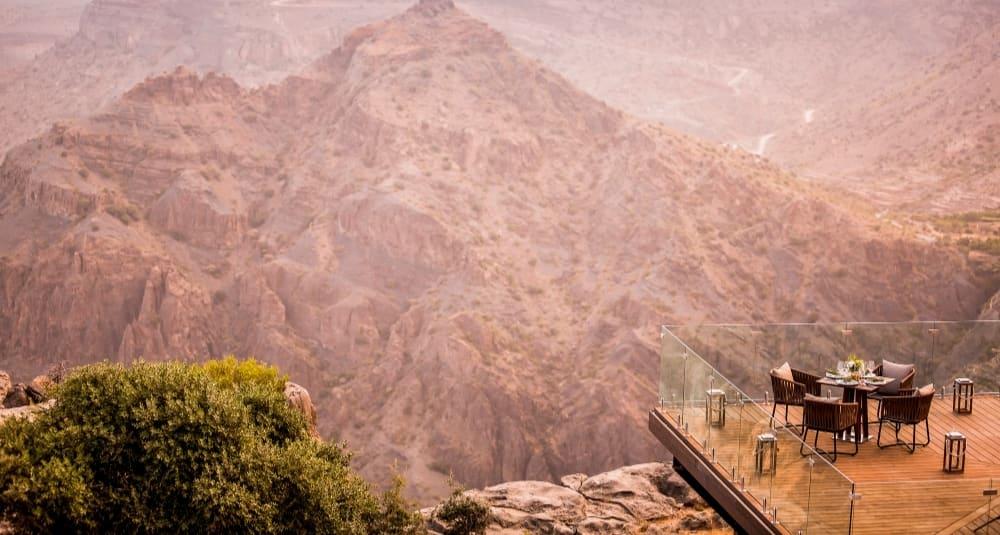 Anantara Al Jabal Akhdar Resort