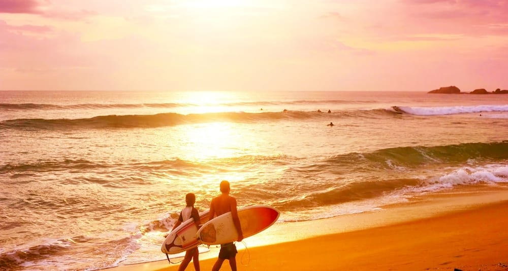 Top Ten Reasons to Visit Sri Lanka - Surfing