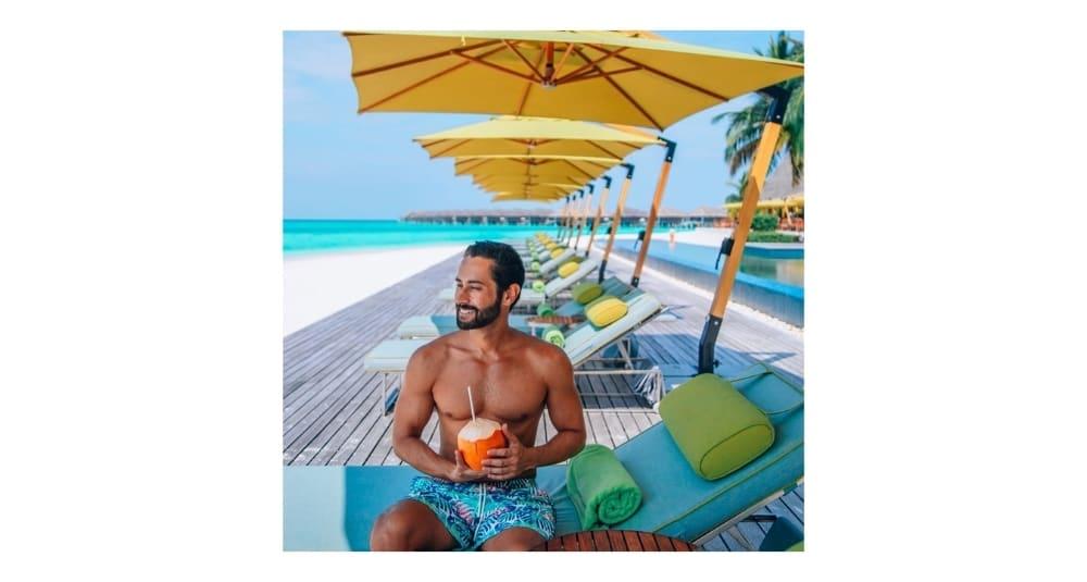 Maldives Best Pool
