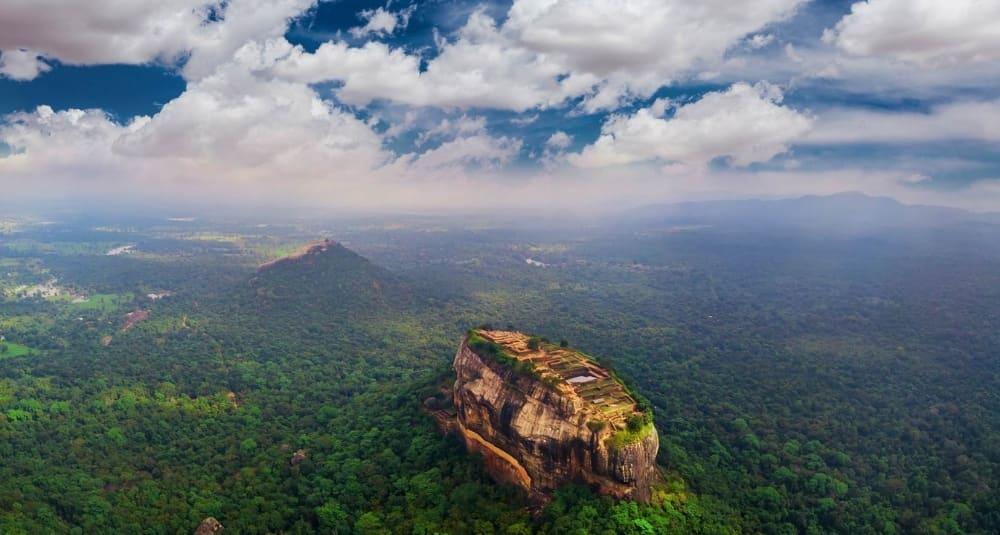 Sirigiya or the Lion Rock
