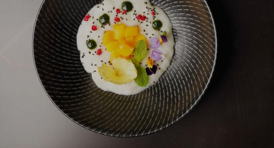 Delicious Dish at Al Jabal Resort Oman Restaurant