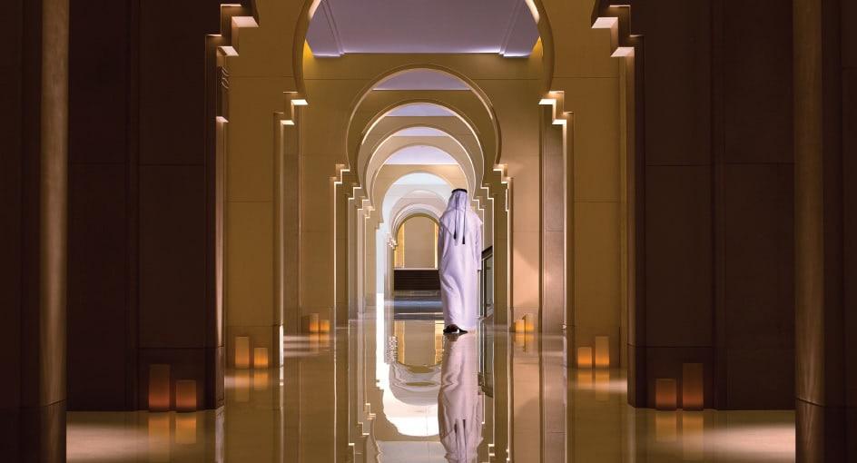 Interior Designs of Eastern Mangroves Abu Dhabi Hotel