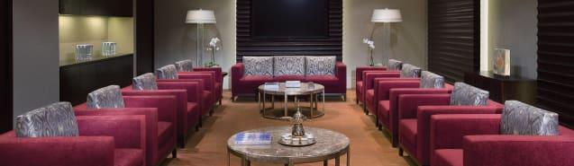 Majlis Meeting Room of Eastern Mangroves Abu Dhabi Hotel