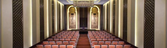 Ballroom Seating Arrangement of Eastern Mangroves Abu Dhabi Hotel