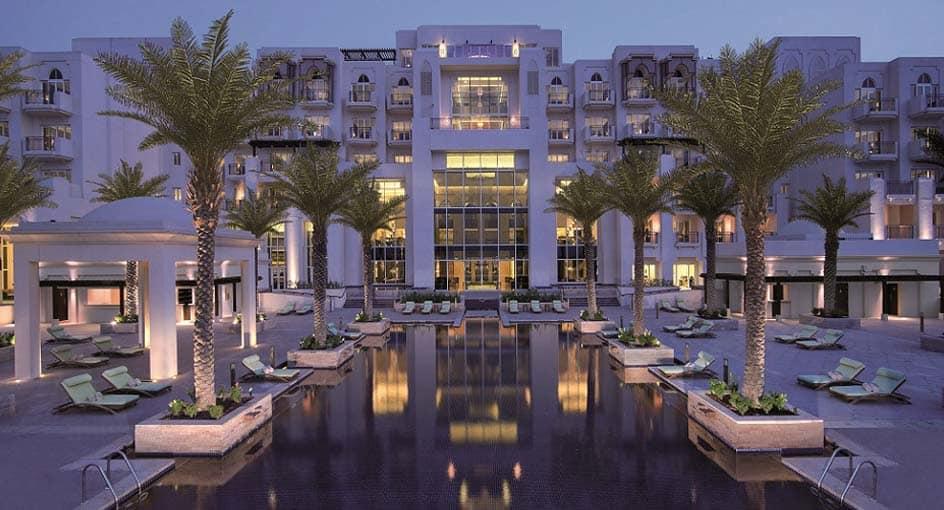 Exterior Look of the Resort in UAE