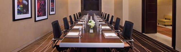 Tides, Meeting Venue Seating Arrangements of Eastern Mangroves Abu Dhabi Hotel