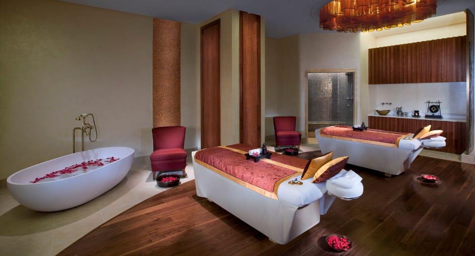 Spa Indulgence Room of Eastern Mangroves Hotel