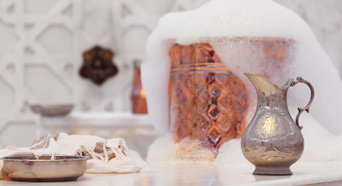 Hammam Bath Experience at Abu Dhabi Hotel