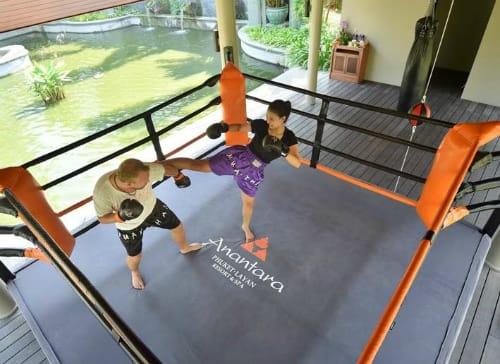 Anantara Phuket Layan adds new Muay Thai boxing ring